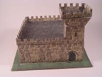 Castillo con torre pequeña Aventurasencasa